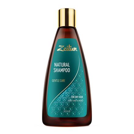 Купить Zeitun, Шампунь для волос «Нежное очищение», 250 мл