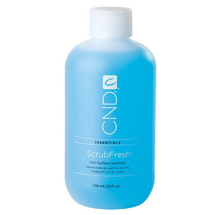 CND, Дезинфектор Scrub Fresh, 236 мл (CND (Creative Nail Design))