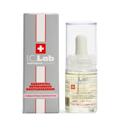 Купить I.C.Lab Individual cosmetic, Сыворотка «Интенсивное восстановление», 15 мл