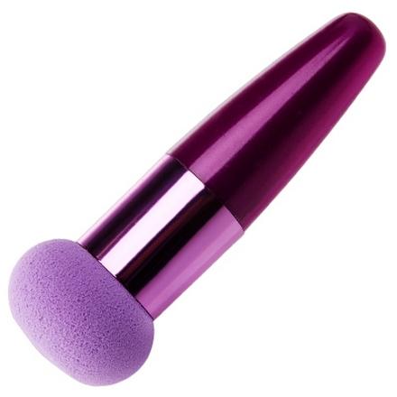 Irisk, Beauty Sculptor, Кисть-спонж для макияжа шаровидная (фиолетовая) (IRISK)