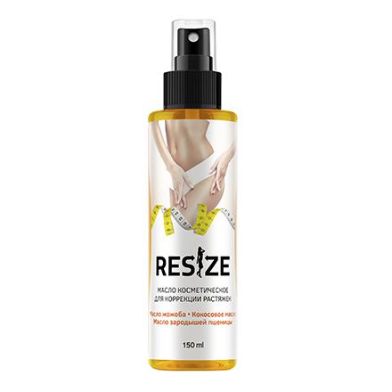 ReSize, Масло для коррекции растяжек, 150 мл  - Купить