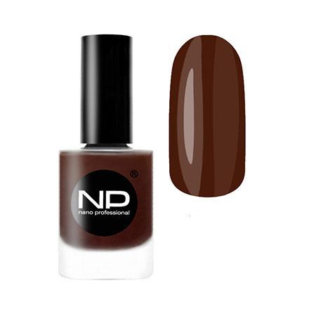 Купить Nano Professional, Лак для ногтей №P-1505, Черный принц, Коричневый