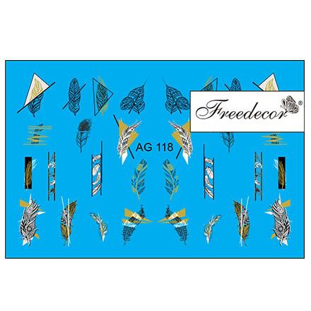 Freedecor, Слайдер-дизайн «Аэрография» №118 фото