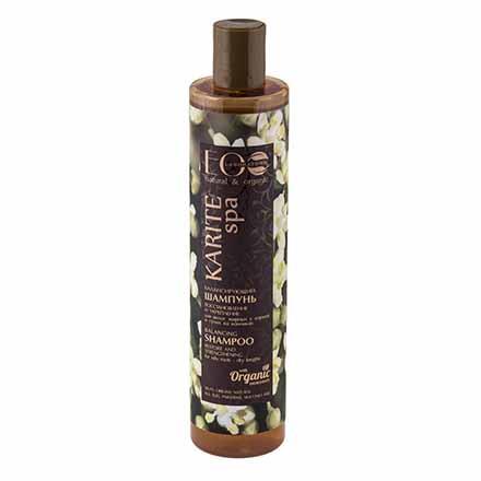 Купить EcoLab, Шампунь для волос «Восстановление и укрепление», 350 мл