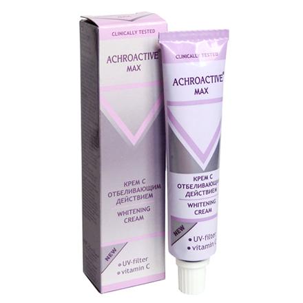 Купить Achroactive Max, Крем для лица «С отбеливающим действием», 45 мл