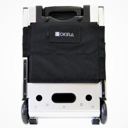 OKIRO, Сумка-чемодан для визажиста Art, на колесах  - Купить