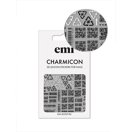 Купить EMI, 3D-стикеры Charmicon №175, Codes