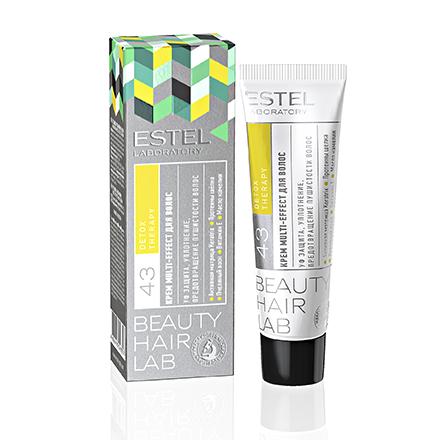 Estel, Крем Beauty Hair Lab, Multi-Effect, 30 мл estel шампунь beauty hair lab антистресс для волос 250 мл