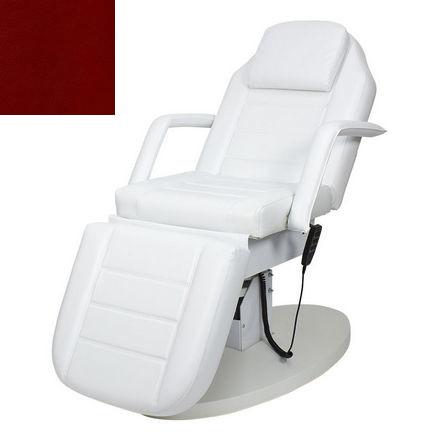 Купить Мэдисон, Косметологическое кресло «Элегия-03», бордовое матовое