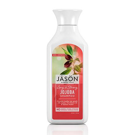 Купить JASON, Шампунь Long&Strong Jojoba, 473 мл, JASON (JĀSÖN)