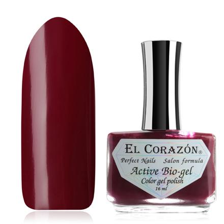 Купить El Corazon Лечебная Серия Цветной Биогель, № 423/266, Красный