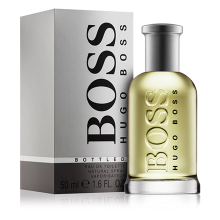 Купить Hugo Boss, Туалетная вода для мужчин Boss Bottled, 50 мл