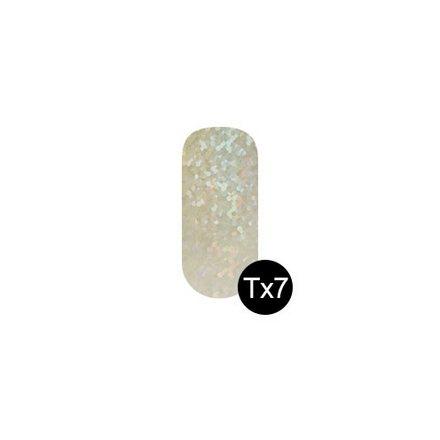 TNL, Фольга для литья, чешуя LuxПереводная фольга<br>Переводная фольга с металлическим эффектом для дизайна ногтей в технике «Литье». Размер: 100х4 см.<br>