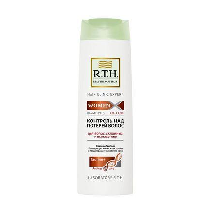 R.T.H. (Real Trans Hair) RTH, Шампунь Контроль над потерей волос Women, 400 мл