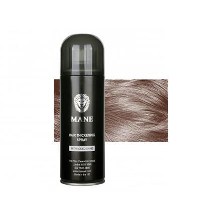 Купить Mane, Камуфляж для волос Dark Brown, 200 мл