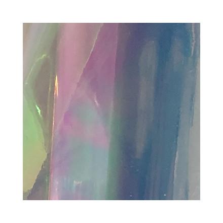 Ice Nova, Фольга «Битое стекло», фиолетовая, хамелеон