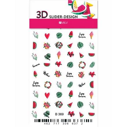 Купить Milv, 3D-слайдер B369
