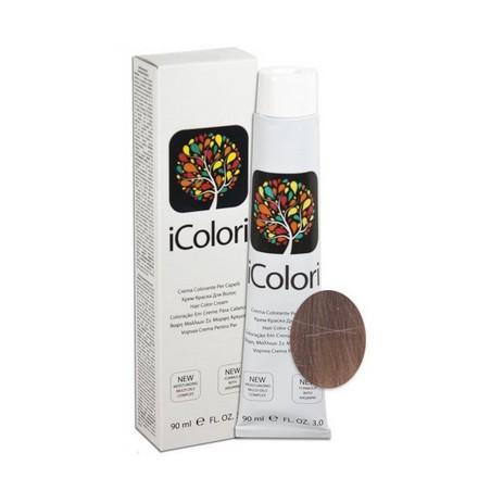 KAYPRO, Крем-краска iColori 8.93Краска для волос<br>Цвет: ореховый светлый блонд. Объем: 90 мл.