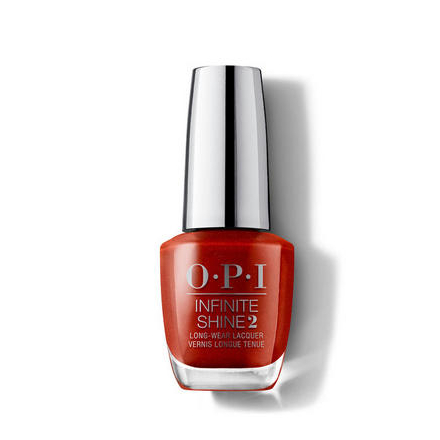 Купить OPI, Лак для ногтей Infinite Shine, Now Museum, Now You Don't, Красный
