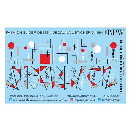Купить BPW.style, Слайдер-дизайн «Модный микс» №5-1684