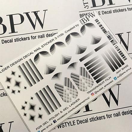 Купить BPW.Style, Слайдер-дизайн «Геометрия микс» №3-110b