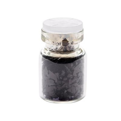 IRISK, Декор Осколки стекла, черный