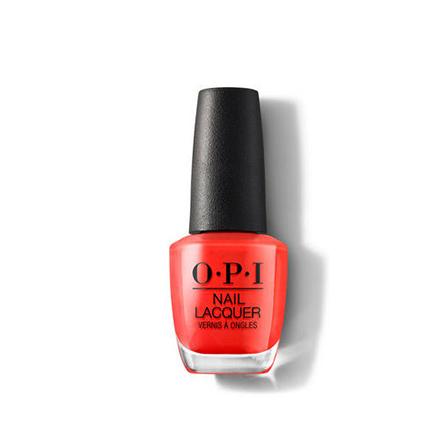 Купить OPI, Лак для ногтей Classic, A Good Man-darin is Hard to Find, Красный