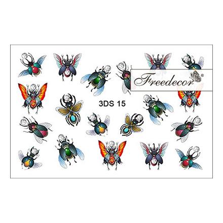 Купить Freedecor, 3D-слайдер №S15