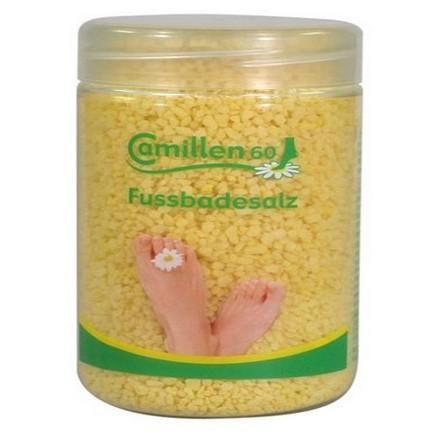 Camillen 60, Соль для ножных ванн Fussbadesalz, 350 мл