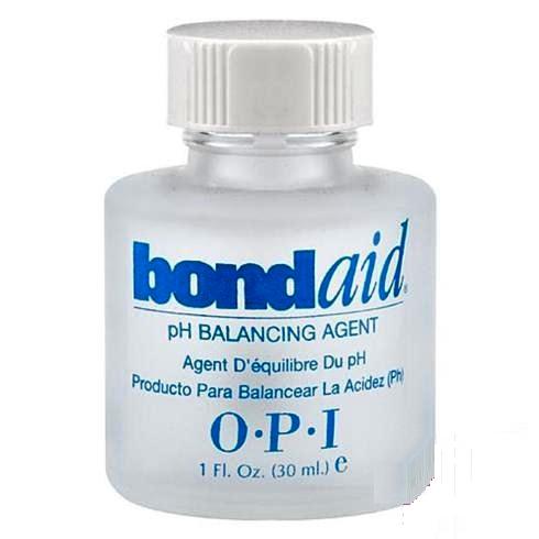 OPI, Bond Aid pH Balancing Agent 30 ml opi лосьон для рук и тела opi avoplex moisture replenishing lotion av711 30 мл