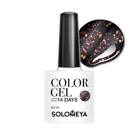 Solomeya, Гель-лак №95, GalaxySolomeya трехфазный<br>Гель-лак (8,5 мл). Точное описание цвета появится в ближайшее время.