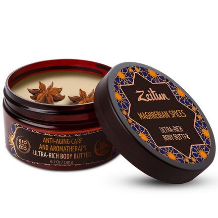 Купить Zeitun, Крем-масло для тела «Магрибские специи», 200 мл