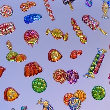 Купить Anna Tkacheva, 3D-слайдер Crystal HT №296