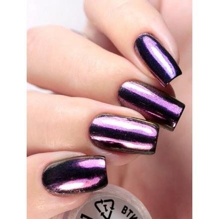 Milv, Втирка для ногтей №4Втирка для ногтей<br>Зеркальная втирка для дизайна ногтей (0,3 г).<br>
