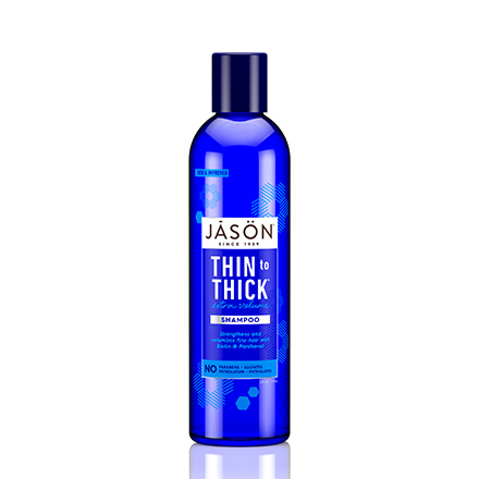 Купить JASON, Шампунь Thin To Thick Extra Volume, 237 мл, JASON (JĀSÖN)