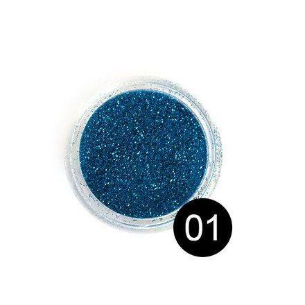 TNL, Дизайн для ногтей: блестки №01