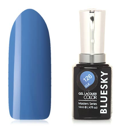 Bluesky, Гель-лак Masters Series №126