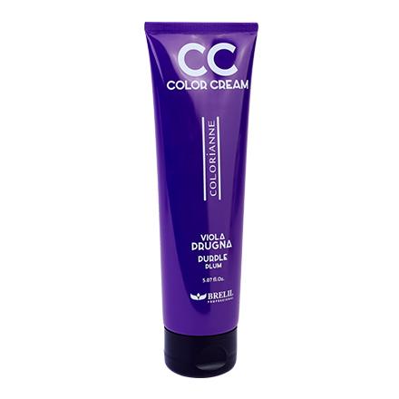 Brelil Professional, Краситель CC Color Cream Plum, фиолетовый