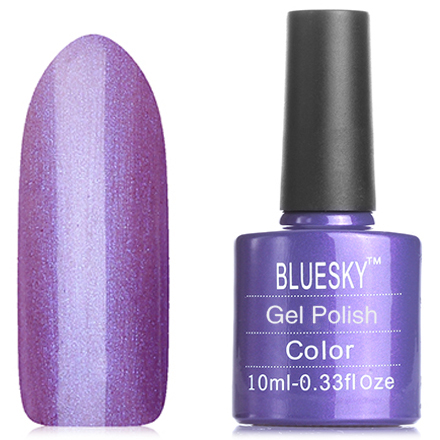 Bluesky, Гель-лак №40530/80530 Purple Purple