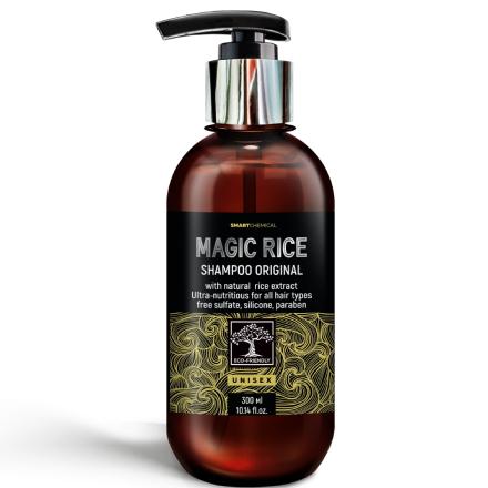 Купить Смарт кемикал, Шампунь для волос Magic Rice, 300 мл