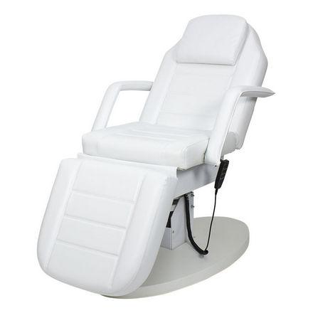 Купить Мэдисон, Косметологическое кресло «Элегия-03», белое матовое