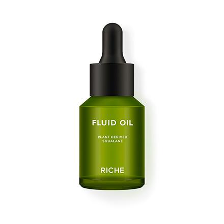 Riche, Масло-флюид, 30 млМасло для волос <br>Восстанавливающее средство из сквалана для питания сухой кожи и увлажнения волос.
