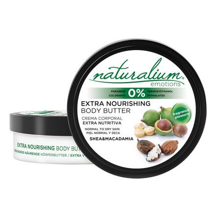 Купить Naturalium, Масло для тела «Макадамия и ши», 200 мл