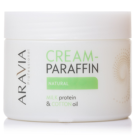 ARAVIA Professional, Крем-парафин Натуральный, 270 мл (ARAVIA PROFESSIONAL)