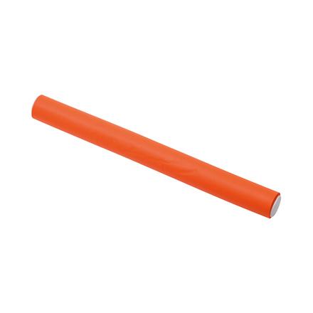 Купить Dewal, Бигуди-бумеранги, оранжевые, 18х180 мм