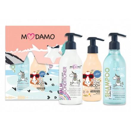 Купить MODAMO, Подарочный набор Tropic Beauty Box