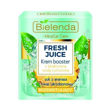 Купить Bielenda, Крем для лица Fresh Juice, ананас, 50 мл