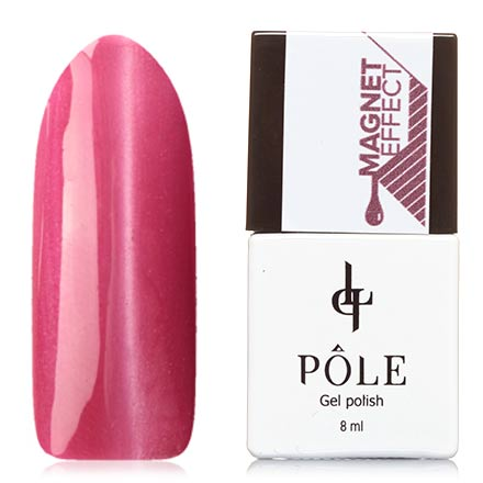 POLE, Гель-лак №49, Розовый фламинго