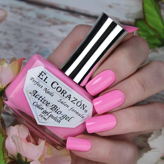 Купить El Corazon, Активный биогель Cream, №423/347, Розовый