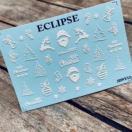 Купить Eclipse, 3D-слайдер для ногтей NY №13